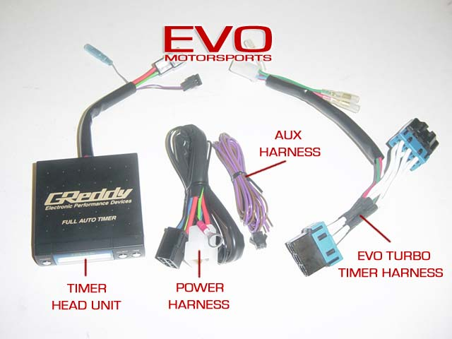 Marvelous Turbo Timer Install Evomoto Com Wiring Digital Resources Cettecompassionincorg