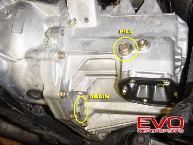 How To Change Transmission Fluid On A 2008 Honda Accord 4 Cylinder ...