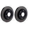 Cryo-Stop Front Brake Rotors Set - EVO 8/9
