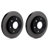 Centric Premium Front Brake Rotors Set - EVO 8/9