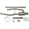 "M2 Performance 3"" Turboback Exhaust - EVO 8/9"