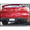 Buschur Racing Evo X S.S. Cross Flow Catback Exhaust - EVO X