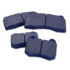 WORKS Blue Front Brake Pads- EVO X