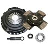 Competition Clutch Stage 5 - 4 Pad Un-Sprung Ceramic Clutch Kit - EVO X
