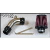 Buschur Racing Evo X Mass Air Pipe w/ Filter Kit (Polished) - EVO X