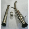 ETS Mitsubishi Evolution 8 and 9 Downpipe Back Exhaust System