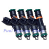 FIC 900cc Injector Set (High-Z) - EVO 8/9