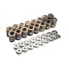 Cosworth Ultra-High RPM Dual Valve Spring + Titanium Retainer Set - EVO 8/9
