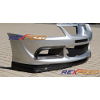Rexpeed Type-V Carbon Fiber Front Lip - EVO 8