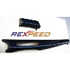 Rexpeed Carbon Fiber Dash Kit - EVO X