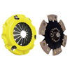 ACT Xtreme Duty 6 Puck Solid Disc Clutch Kit - EVO 8/9