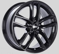 BBS SX 19x8.5 5x114.3 ET45 Crystal Black Wheels -82mm PFS/Clip Required