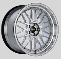 BBS LM 20x10.5 5x114.3 ET20 CB66 Diamond Silver Center Diamond Cut Lip Wheels
