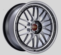 BBS LM 20x9.5 5x114.3 ET40 CB66 Diamond Black Center Diamond Cut Lip Wheels