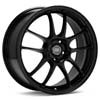 "Enkei PF01 Black 18"" Rims Set (4) EVO X"