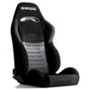 Bride Cusco Digo+C Type R Black Fabric Seat