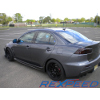 Rexpeed Carbon Fiber OEM Style Aero Kit Side Skirts - EVO X