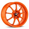 "O.Z Alleggerita HLT Orange 18"" Rims Set (4) EVO X"