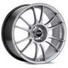 "O.Z Ultraleggera Bright Silver 18"" Rims Set (4) EVO X"