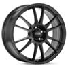 "O.Z Ultraleggera HLT Bright Black 20"" Rims Set (4) EVO X"