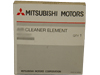 Mitsubishi OEM In-Cabin Air Purifier Filter - EVO 8