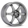 "TRMotorsport C2 Light Grey 18"" Rims Set (4) EVO X"