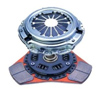 Exedy Racing - Stage 2 Cerametallic Clutch Kit: EVO 8/9