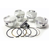 JE Pistons Set 86.0 Bore - EVO X