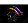 WeaponR Upper Intercooler Pipe Neo Ti - EVO X