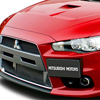 Mitsubishi OEM Right Head Light - EVO X