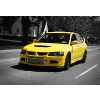 Buschur Racing Evolution FMIC (Street Core) - EVO 8/9