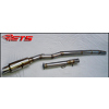 ETS Single Exit Cat Back Exhaust System - EVO X