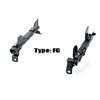Bride FG-Type LH Seat Rail - EVO 8/9