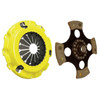 ACT Xtreme 4 Puck Solid Disc Clutch Kit - EVO 8/9