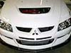 APR Carbon Fiber Front Splitter EVO 8